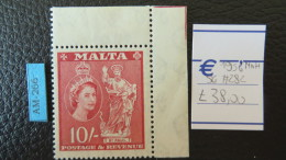 MALTA- STANLEY GIBBONS Num. 282 NUOVO** - Malta (...-1964)