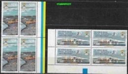 Chile 1997 Antarctica / Base Arturo Prat 2v Bl Of 4  ** Mnh (21563) - Chili