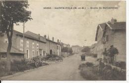 Sainte Pole  Route De Badonviller - Autres Communes