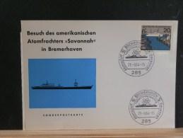 48/480      CP  ALLEMAGNE  1964 - [7] République Fédérale