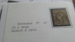 LOT 257149 TIMBRE DE FRANCE NEUF* N�47 VALEUR 250 EUROS