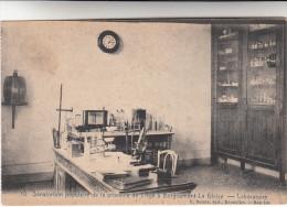 Sanatorium Populaire De La Province De Liège à Borgoumont La Gleize, Laboratoire (pk17555) - Stoumont