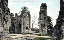 SUSSEX - Bayham Abbey Near Tunbridge Wells 1906 Used - Angleterre