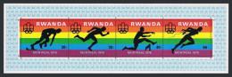 RWANDA 1976 - Jeux Olympiques, Montr�al 76 - BF Neuf // Mnh