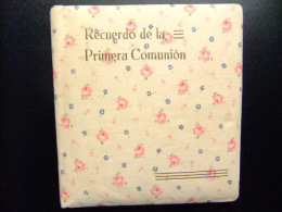 LIBRO RECORDATORIO DE PRIMERA COMUNION - Otros