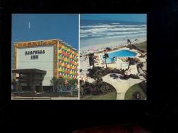 DAYTONA BEACH SHORES Florida : ACAPULCO INN 2505 South Atlantic Avenue  1987 - Daytona