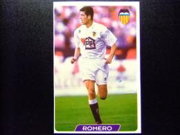 CROMO DE FUTBOL - FOOTBALL - Nº 170 TEMPORADA 94/95 VALENCIA C.F. - ENRIQUE FERNANDEZ ROMERO - DEFENSA - Cromos