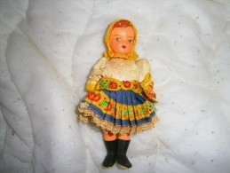 ANCIENNE PETITE POUPEE 18 CM - Other Collections