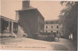 Saint Jacut De La Mer Entrée De L Hotel Des Dunes - Saint-Jacut-de-la-Mer