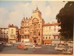 Place De L'hotel De Ville 1973 - Beziers
