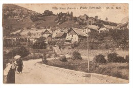ITALIA PIETRAPORZIO PONTE BERNARDO Valle Stura - Cuneo