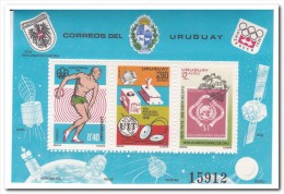 Uruguay 1976, Postfris MNH, Olympic Games - Uruguay