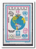 Uruguay 1977, Postfris MNH, UREXPO 77 - Uruguay