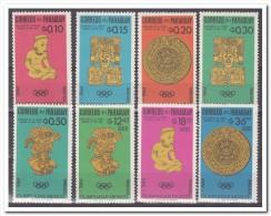 Paraguay 1966, Postfris MNH, Olympic Games - Paraguay
