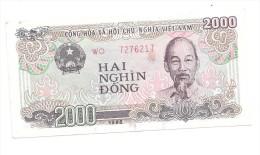 Billet VIETNAM 2000 HAI NGHIN DONG - Vietnam