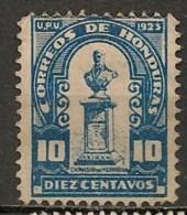 Timbres - Amérique - Honduras - 1923 - 10 Centavos - - Honduras