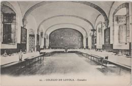 CPA - Colegio De Loyola - Comedor - Espagne