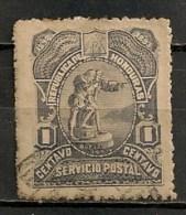 Timbres - Amérique - Honduras - 1892-1893 - 1 Centavo - - Honduras