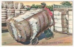 Roll That Cotton Bale, Memphis, Tennessee - Memphis
