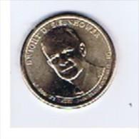Stati Uniti - Dollari Dei Presidenti - Anno 2015 -  Eisenhower - Zecca P - Emissioni Federali