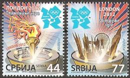 Serbia, 2012, Summer Olympic Games - London, MNH (**) - Summer 2012: London