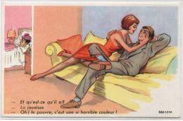CARRIERE - Humour - Adultère (77329) - Carrière, Louis