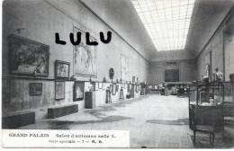 DEPT 75 : 2 Scans , Paris Grand Palais , Salon D Automne Salle 3 - Musées