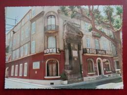 ARLES : GRAND HOTEL NORD - PINUS *** A - BAR CINTRA RESTAURANT - Arles
