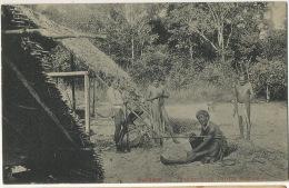 Suriname Indianen Op Patrick Savana Nude With Bow Archery Arc  Edit Eugen Klein Paramaribo No 169 Indians - Surinam