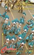 *IS. ST. VINCENT & THE GRENADINES: 114CSVB* - Scheda Usata - St. Vincent & The Grenadines
