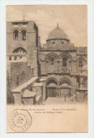 Façade Du St. Sépulcre  Facade Of St. Sepulchre  Façade Des Heiligen Grabes. - Algérie