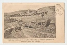 Vallée Des Tombeaux De Josophat  The Valley Of Tombs Of Jehoshaphat Thal Der Von Josaphat. - Algérie