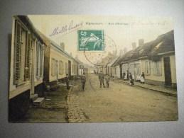 Rue D'Hornas - Vignacourt