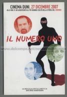 U2504 CINEMA DUNI FILM IL NUMERO UNO PRO AIL MINGO (tur) - Afiches En Tarjetas