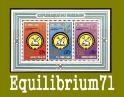 BL114** - Uprona 1979  - BURUNDI - 1980-89: Neufs