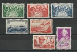 ALGERIE - ANNEE COMPLETE 1949 **  - COTE = 40.8 EUROS - - Algérie (1924-1962)