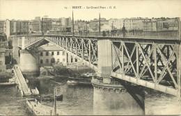 BREST - Le Grand Pont                                    --  GB 25 - Brest