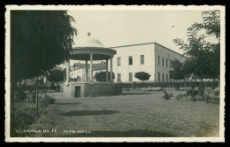 BRAGANÇA - ALFANDEGA DA FÉ - CORETOS - Jardim Publico - Carte Postale - Bragança