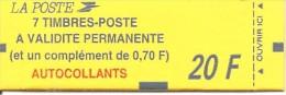 Francia-France Nº Yvert  1504 (MNH/**) - Libretas