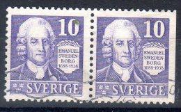 SUEDE / SWEDEN...1938...YT N° 247c...pair - Usati