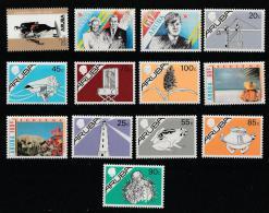 ANTILLES NEERLANDAISES - ARUBA **  MNH   1987   INCOMPLETO - Antillen
