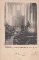 Tienen, Tirlemont, Intérieur De L'Eglise De N.D. Au Lac (pk17610) - Tienen