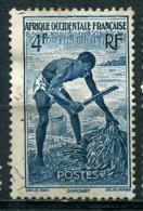 A.O.F. 1947 - YT 36 (o) - Usati