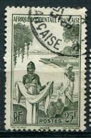 A.O.F. 1947 - YT 42 (o) - Usati