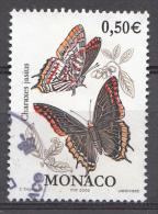MONACO 2002 Mi.nr.: 2578 Fauna Und Flora  OBLITÉRÉS / USED / GESTEMPELD - Gebraucht