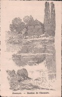 BESANCON Bastion De Chamars (Illustration Bouval) - Besancon