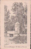Environs De BESANCON Au Vallon Du Mercurot (Illustration Bouval) - Besancon