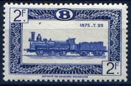 Belgien Mi. EPM 280  Belgische Dampflokomotive **/MNH - Trains