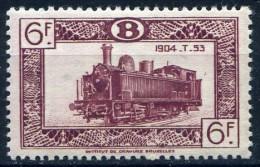 Belgien Mi. EPM 284  Belgische Dampflokomotive **/MNH - Trains