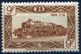 Belgien Mi. EPM 287  Belgische Dampflokomotive **/MNH - Trains